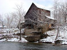 Old Dawt Mill
