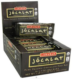 Larabar - Jocalat Pure Organic Chocolate Food Bar Chocolate Coffee - $1.61