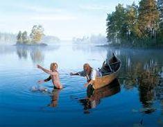 Akseli Gallen-Kallela (motive from Kalevala) Russian Mythology, Norse Mythology, Visit Helsinki, Painter Artist, Realism Art, Online Art Gallery, Travel Pictures, Polar Bear, Art Museum