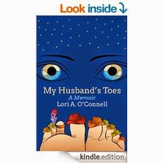 Flurries of Words: 99 CENT BOOK FIND: My Husband's Toes by Lori A. O'...