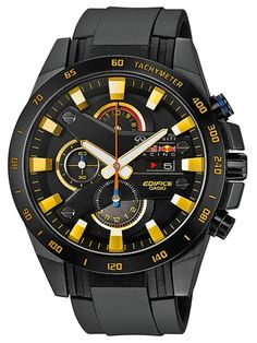 CASIO EDIFICE RED BULL RACING | EFR-540RBP-1AER