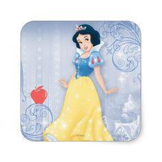 Snow White Princess Sticker