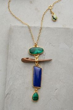 Madrean Amulet Necklace - anthropologie.com