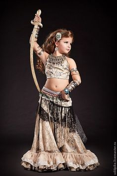 Baby Belly Dancer