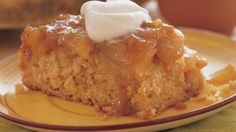 Enjoy this sweet and perky cousin to classic pineapple upside-down cake.