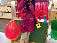 Does air weigh anything? An investigation into the weight of air in kindergarten