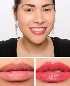 Estee Lauder Rebellious Rose Pure Color Envy Sculpting Lipstick Review & Swatches