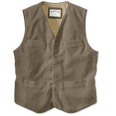 Orvis Original Moleskin Vest | eBay