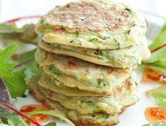 Zucchinipancake