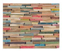 Teak Holz Wand Verblender   Unsere Recycelten Teak Holz Design Verblender  Auf Netz Sind Ein