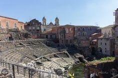 https://flic.kr/p/FLCWmd | Teatro Romano, Catania