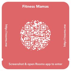 A Room for fitness mamas!