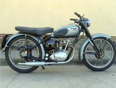 1955 Triumph Tiger Cub--if i ever get this i'd like to live my life like Marlon Brando in The Wild One  <3