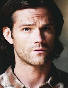 Jared Padaleki as Sam fucking Winchester