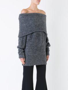 Irene off shoulder jumper