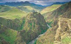 hell's canyon, Oregon
