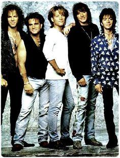 Bon Jovi 1992