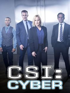 CSI: Cyber~ I Can See This Being The Next Generation CSI Show.. Everything We Do Now Involves The Internet Bad And Good.. The Cast Is Great.. I Look Forward To Seeing The Rest Of The Season. Update: Canceled After 2 Seasons