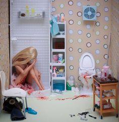 Psycho Barbie: Mariel Clayton