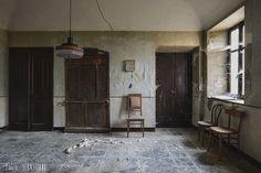 La sala d'aspetto - The waiting room | da Fabio Simone Sebastiano