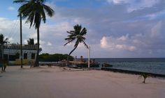 Caye Caulker, #Belize - view other gorgeous #beaches at http://frayedpassport.com!