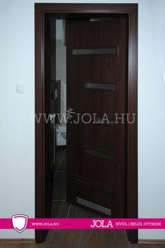 Kapuvár függőleges cpl üveges  beltéri ajtó