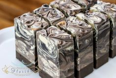 Wake up and smell the coffee... soap by Handmade in Florida