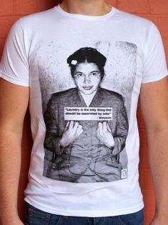 THE ORIGINAL SKIN  - Rosa Parks T-Shirt