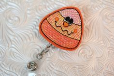 Halloween candy  professional nursing badge by DefinitelyYou, $7.00
