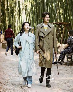 Korean Drama Tv, Korean Drama Quotes, Drama Korea, Kim Go Eun Style, Kim So Eun, Korean Celebrities, Korean Actors, Lee Min Ho Wallpaper Iphone, Lee Min Ho Smile