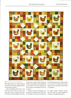 Patchwork and stitching vol 6 nº 4 - dong7 - Picasa Webalbum