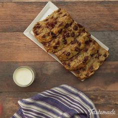 How to make Choco Chip Zucchini Banana Bread