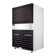 Lecon glace cube machine à la maison de commerce automatique machine à glaçons 80 kg machine à glace restaurant utiliser LC-180