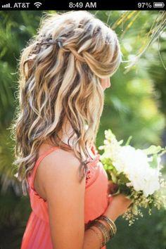 Gorgeous hair <3