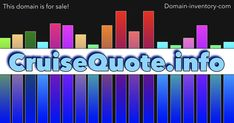 Cruise Quotes, Name Logo, Best Quotes, Bar Chart, How To Find Out, Success, Names, Website, Logos