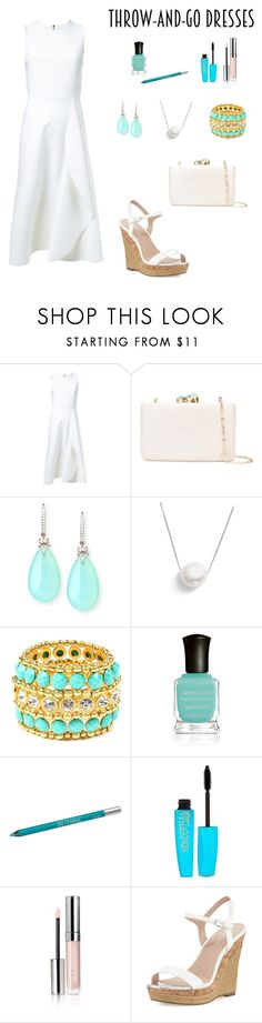 """""""Untitled #414"""" by ladyasdis ❤ liked on Polyvore featuring Dion Lee, Kayu, Rina Limor, Chan Luu, Amrita Singh, Deborah Lippmann, Urban Decay, Rimmel, By Terry and Charles by Charles David"""