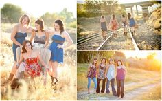 Girl Friends Seniors- can we take pictures like this put senior year?