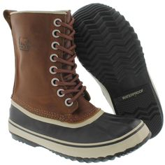 Sorel Women's 1964 PREMIUM LTR brown winter boots 1413041-206