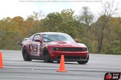 Cliff Elliott will return to the 2014 #OUSCI to compete with his 2011 Ford Mustang GT/CS