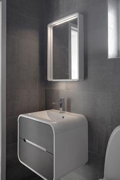 Lyxigt badrum