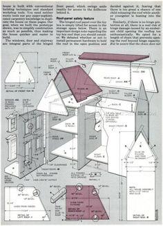 Free Dollhouse Plans Victorian