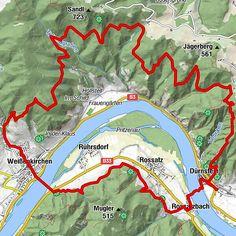 Welterbesteig Rundwanderung - BERGFEX - Wanderung - Tour Niederösterreich Radler, Wanderlust, Hiking, Sport, Travel, Easy Things To Draw, Hiking Trails, Road Trip Destinations, Tours