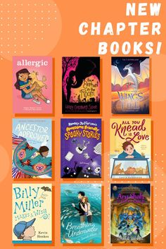 Check out our favorite chapter books of the month! These excellent middle grade titles will certainly be enjoyed by young readers. Check out more book recs by clicking the link below! Chapter Books, New Chapter, Elephant Room, Middle School Reading, Make A Wish, Books To Read, Link, Check, Reading Lists