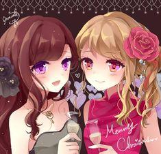 Happy New Year with Mahiru and Yozora