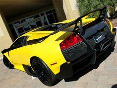 Lamborghini Murciélago SV   | Drive a Lambo @ http://www.globalracingschools.com