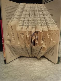 """""""Always"""" book fold 