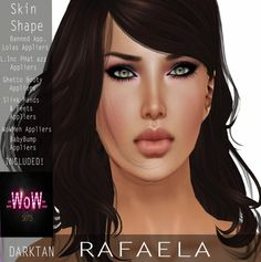 .::WoW Skins::.  http://maps.secondlife.com/secondlife/Restful%20Pleasure/66/167/21