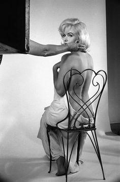 Marilyn Monroe, Los Angeles, California by Eve Arnold on artnet Auctions