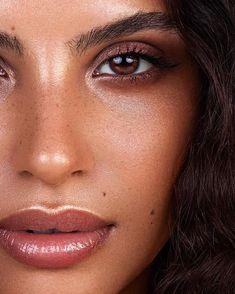 Makeup Goals, Makeup Inspo, Makeup Inspiration, Natural Makeup For Brown Eyes, Natural Makeup Looks, Art Visage, Eye Makeup, Hair Makeup, Stunning Makeup