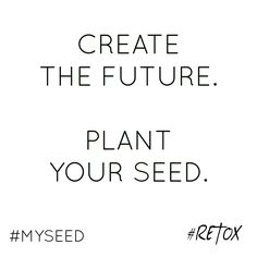 Be the change #RETOX